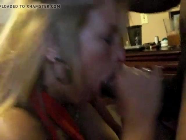Watching Wife Swallow Cum